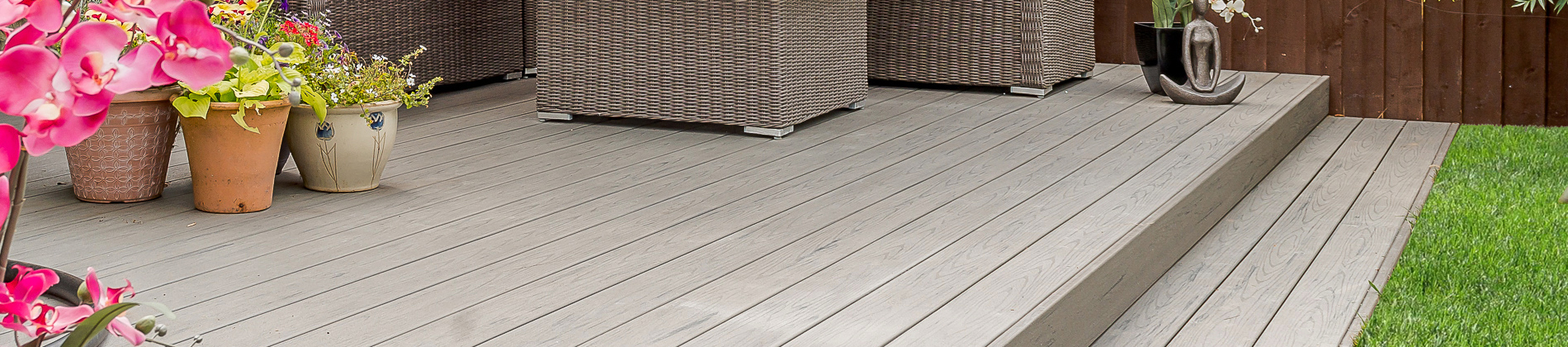Silver Maple Composite Decking From 163 65 54 Per M2