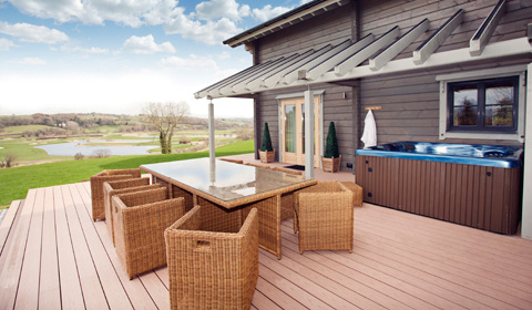 Celtic Manor Lodges